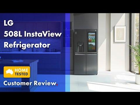 Concierge Member Gary Reviews the LG InstaView Refrigerator | The Good Guys