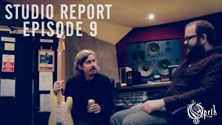 OPETH - Sorceress: Studio Report - Episode 9: The Producer - Tom Dalgety