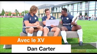 How French Are You Dan Carter ? - Team Orange Rugby