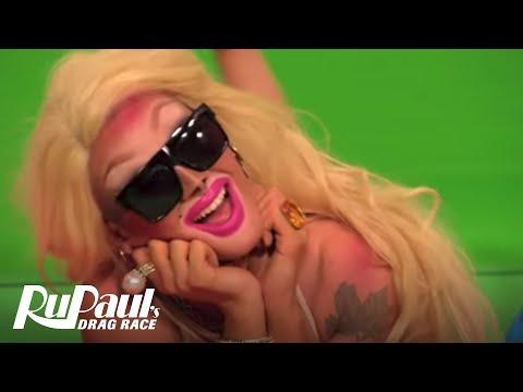 RuPaul's Drag Race | Pearl Highlights | Season 7 Finale