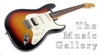 Fender Custom Shop 65 Stratocaster Relic in 3 Tone Sunburst