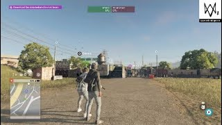Watch Dogs 2 - Majin and WeeF vs Symtics and Trigga