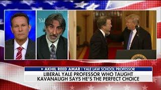 Liberal Professor Attacked for Defending Kavanaugh