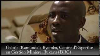 Gabriel Kamundala de la RDC