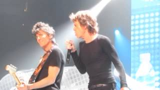 The Rolling Stones - Start Me Up ( Front Row )  - Live @ The Honda Center - 5-18-13 in HD