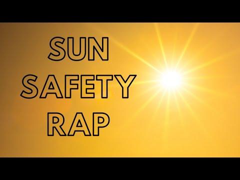 Sun Safety Rap