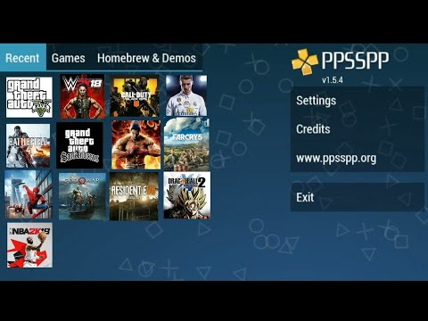 [40MB] Download All PPSSPP Games Only One Apk For Free In Android & ISO