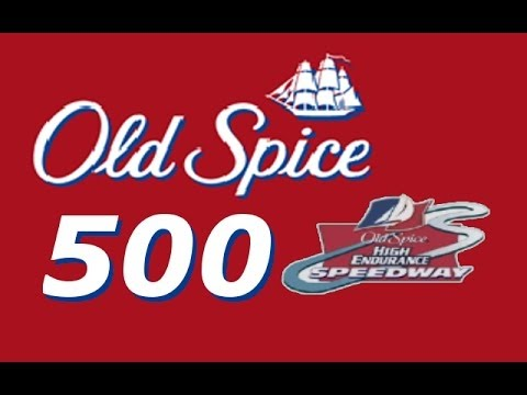 NR2003 Gillette Cup S3 Old Spice 500 16/22