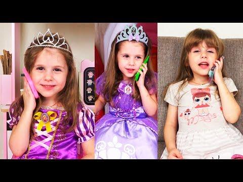Диснеевские принцессы в