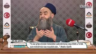 20 Şubat 2020 Tarihli Bu Haftanın Sohbeti - Cübbeli Ahmet Hocaefendi Lâlegül TV