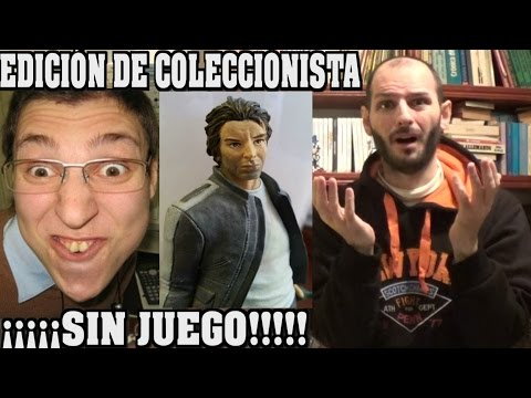 ¡¡¡EDICIÓN DE COLECCIONISTA SIN JUEGO O CÓMO SER IMBÉCIL!!! – Sasel – Resident evil 7 – Español
