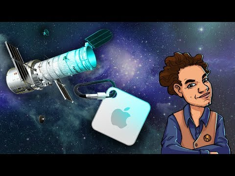 Apple Tag & Photo D'Hubble - AstroNews #46