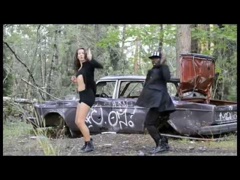 Vybz Kartel - Stop Gwan Like yuh Tuff Dance Video Johanna ENOUGH & Jr Black Eagles