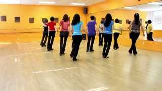 Like A Lover - Line Dance (Dance & Teach in English & 中文)