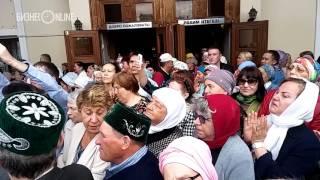 Альфию Авзалову проводили в последний путь аплодисментами