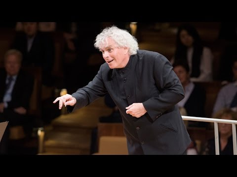 Beethoven: Symphony No. 8 / Rattle · Berliner Philharmoniker