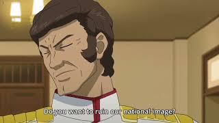 y'all should watch this show. It's bananas. Series: Samurai Flamenco (Samumenco)/サムライフラメンコ Type: Tv Streaming/Tv: Crunchyroll Creator/copyright: ...