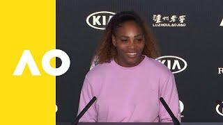 Serena Williams press conference (QF) | Australian Open 2019