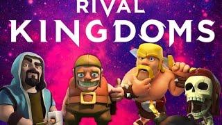 Clash of Clans: Rival Kingdoms??