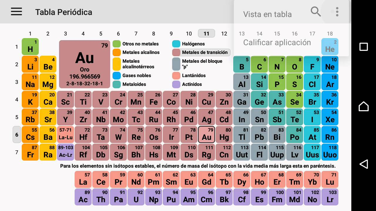 Tabla periodica virtual buena herramienta youtube tabla periodica virtual buena herramienta urtaz Image collections