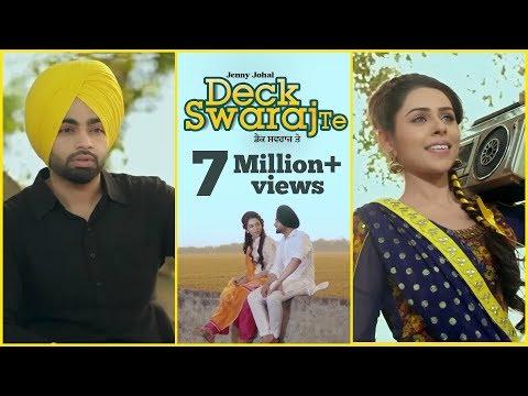 Deck Swaraj Te | Jenny Johal | feat. Jordan Sandhu | Bunty Bains | Jassi X | Latest Punjabi Song2017