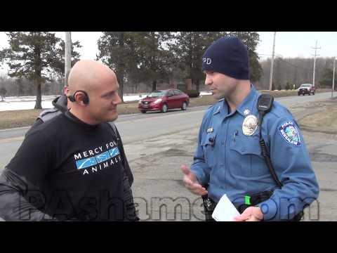 Corrupt Police Ignore Vehicular Assault!!!
