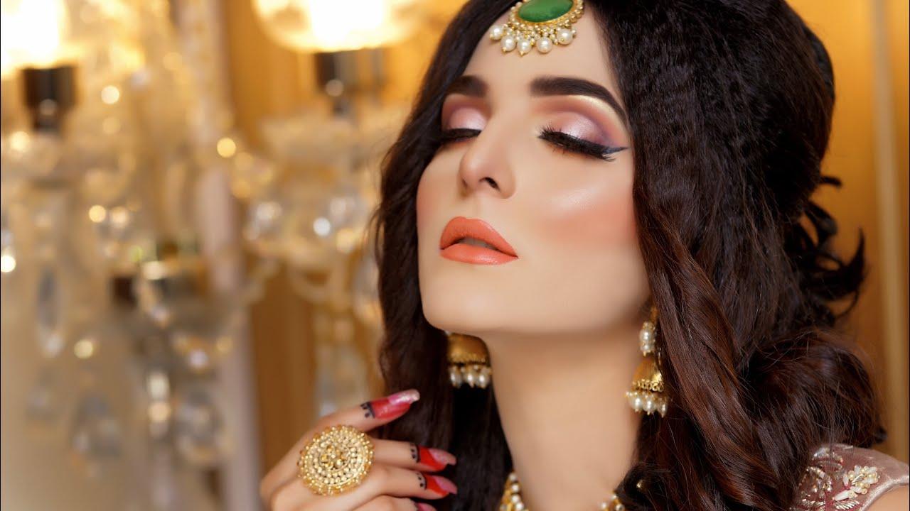 Mahrunisa Makeup tutorial | famous darama Ishqia | Showbiz Celebrity