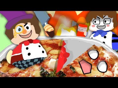 Wir kochen Pizza und suchen Kevin