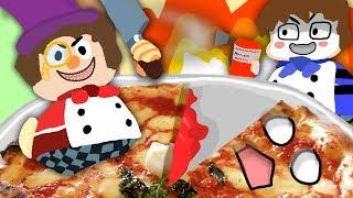 Wir kochen Pizza und suchen Kevin  | 04「Overcooked 2」