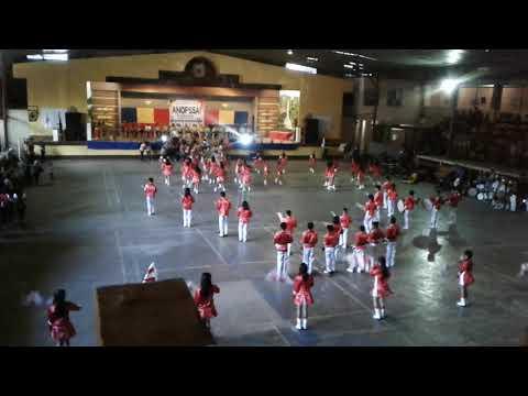 FELLOWSHIP BAPTIST SCHOOL DRUM AND  BUGLE CORPS