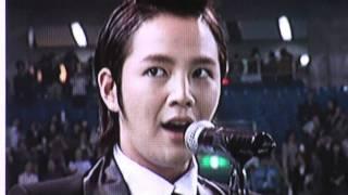2011.10.24 東京ドーム プロ野球OB vs Playboys 日韓ドリームマッチ.