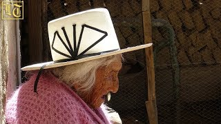 Bolivia Oldest Woman