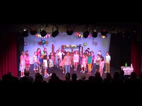 The Most EPIC Birthday Party Ever! - Hayswood Theatre 2018 Children's Workshop (Show 2)