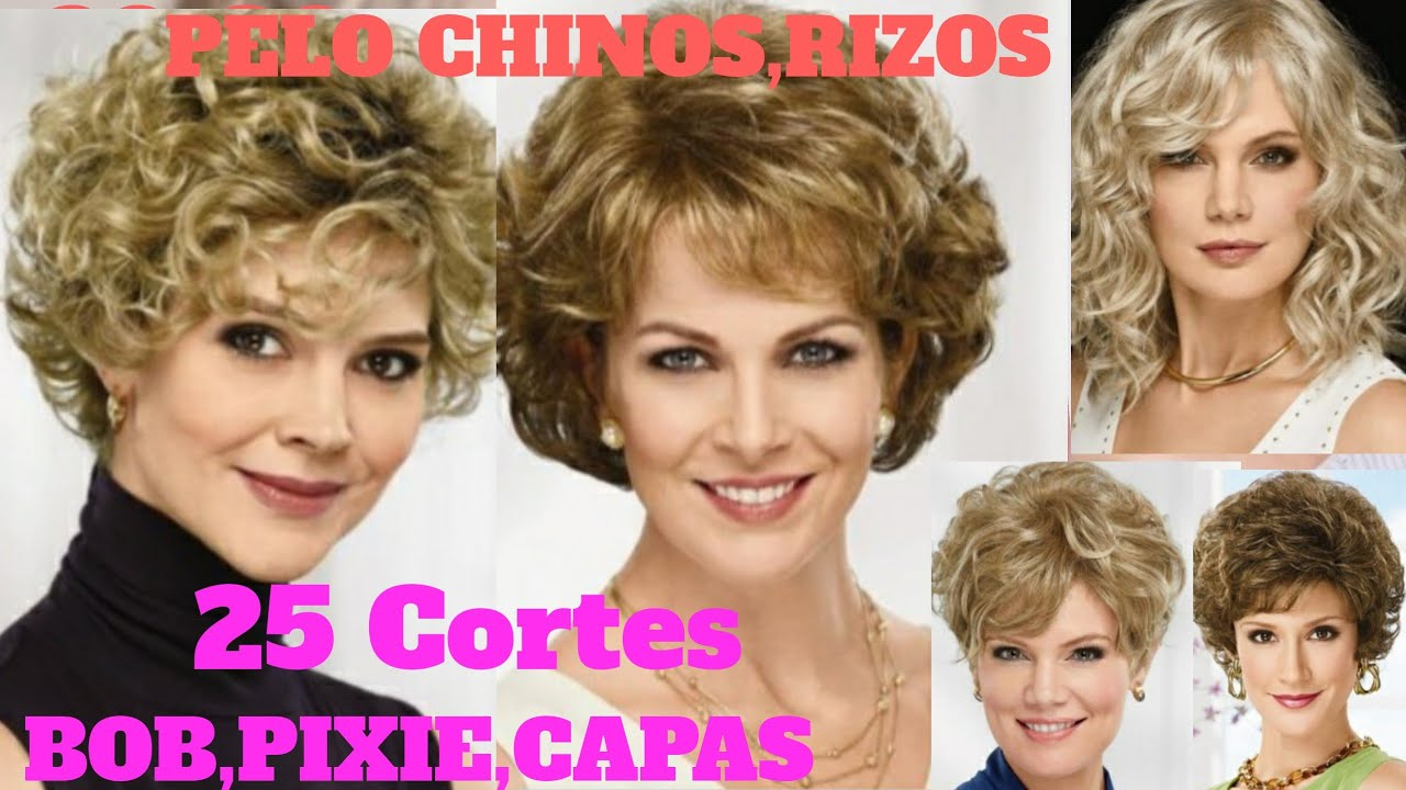 ☆CORTES DE PELO 2020☆25 Cortes Bob, Pixie ,capas,Pelo CHINO COLOCHOS, Cortes Cabello mujer 2020