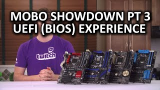 Bang for the Buck Z97 Motherboard Showdown Part 3 - UEFI (BIOS) Experience & Usability