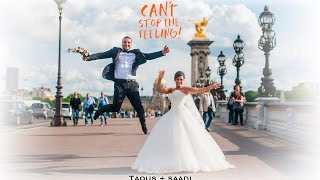 Taous & Saadi Wedding Film - Paris ⎜CAN