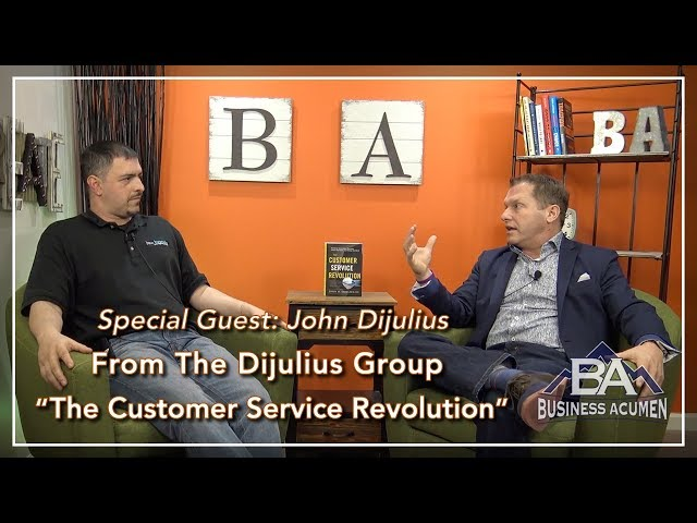 The Customer Service Revolution - Business Acumen