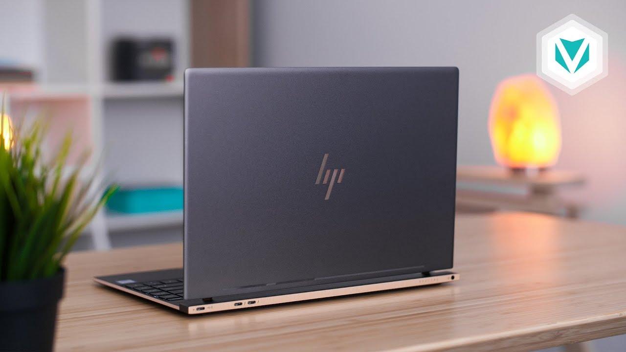 """Laptop """"Siêu sang"""" Mỏng = Điện thoại   HP Spectre 13T"""