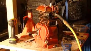 Convert 4 Stroke to Steam Engine Part 2