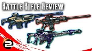 Battle Rifle Review (AMR-66, Eidolon, Warden) - PlanetSide 2