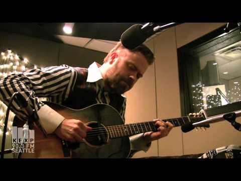Mugison - I Want You (Live on KEXP)