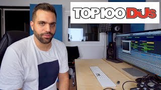 HOW MANY VOTES NEEDED TO ENTER THE DJ MAG TOP 100