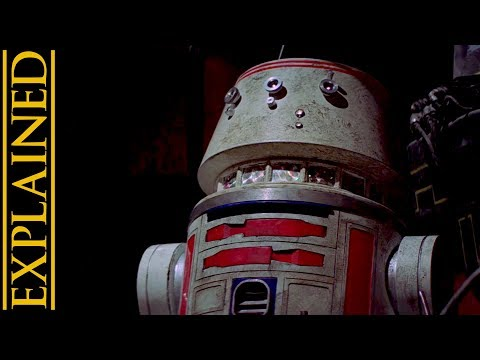 The Story of R5-D4 - Star Wars Canon vs Legends