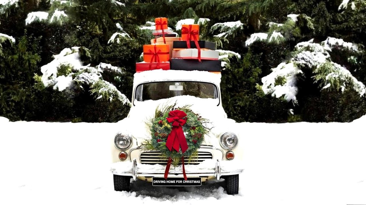 Driving Home For Christmas.Chris Rea Driving Home For Christmas Live Audio