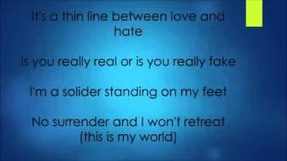Repeat youtube video Aloe Blacc The Man with Lyrics On Screen