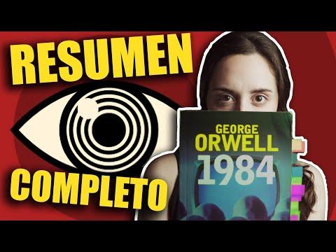 1984 de George ORWELL - Explicación y RESUMEN Completo!