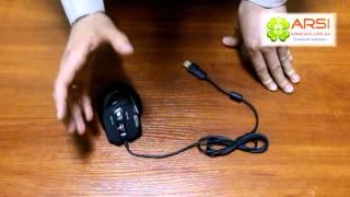 HQ-Tech Gaming Aula Killing the Soul Pro 7D 2000DPI обзор / review