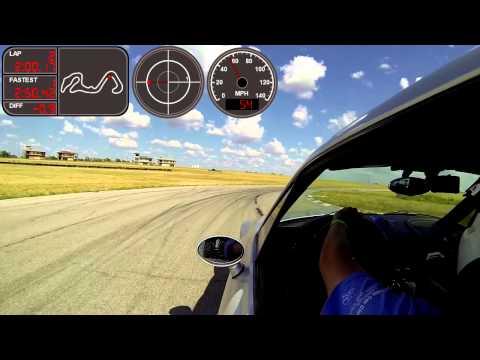 20130908 Track Day - The Driver's Edge - MSR Cresson 3.1 - Green - 4th Session