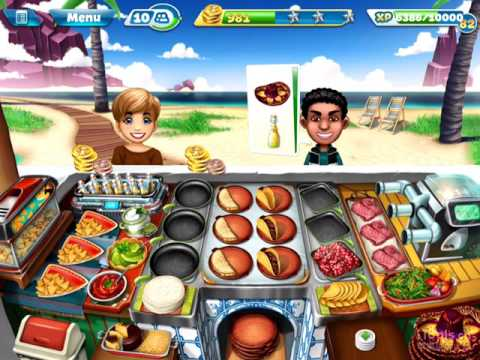 Download 【Cooking Fever】Cafe Mexicana Level 40 (3 stars) Pictures
