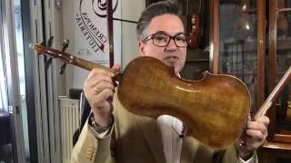 Voller Brothers violins, London copyists